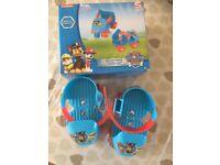 Paw patrol roller skates