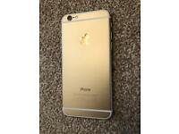 IPhone 6 gold 16gb - sim free unlocked all networks