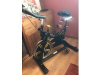 Titan Power Srx100 exercise bike 18kg Flywheel