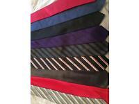 Selection of men's ties