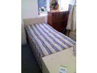 Single bed and mattress REF:GT268