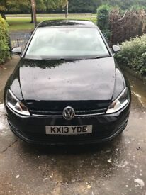 VW Golf 1.6 TDI Bluemotion with extras!