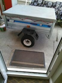 maypole mp712 trailer size 4ft by 3ft