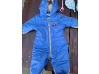3-6months snowsuit