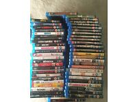 Blu-ray bundle job lot - 50 great movies!