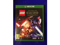 Lego Stars wars the force awakens, £5 cheaper than original price.