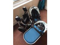 ICandy Travel System Pushchair & Accessories