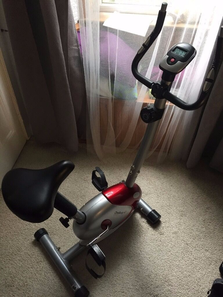 Exercise Bike with a working speed computer and variable resistancein Leith, EdinburghGumtree - Exercise Bike with a working speed computer and variable resistance I Used it for a few months while recovering from injury, but no I am bike on my road bike, so can sell this to another good home