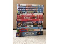 Variety of 14 Mixed DVDs (open to offers)