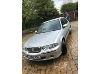 Rover 45 49k miles, cheap, reliable, mot 10/08