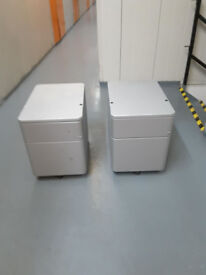 Metal filling office cabinet x2 small sizes