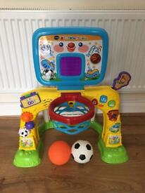 Vtech 2 in 1 Ball Centre