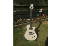 PRS SE Singlecut Electric Guitar (Antique White)