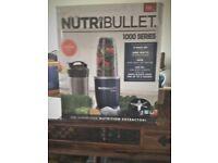NUTRIBULLET 1000 Series *Brand New*