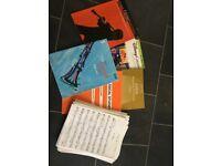 Jupiter Bflat Clarinet and Music