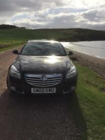 Vauxhall insignia 1.8, low mileage for sale