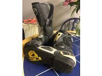 Sidi Vertebra Motorcycle Boots