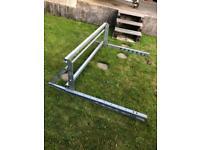 Woodford / Brian James / prg trailer wheel tyre rack