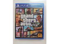 Grant Theft Auto V (Five) - PS4