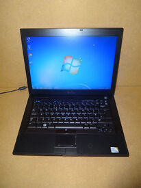 DELL LATITUDE E6400 LAPTOP. WINDOWS 7. MS OFFICE. WIRELESS. 14.1""