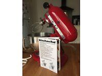 KitchenAid Artisan 4.8L Tilt head stand mixer Model 5KSM150PS