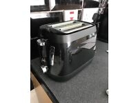 Kettle toaster and Russell Hobbs jars