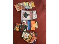 2 x Jamie Oliver cookbooks and others
