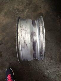Bmw mv2 18 inch alloy wheel