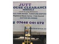MAN AND VAN HOUSE REMOVALS HOUSE CLEARANCE HELPER PORTER PACKING SERVICES