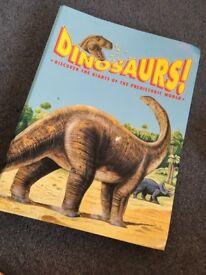 Dinosaur folder
