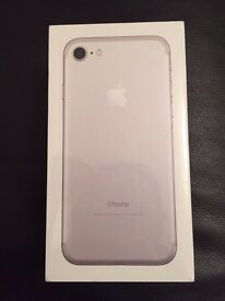 iPhone 7 32GB (EE) Silver BRAND NEW