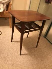Traditional oak occasional table