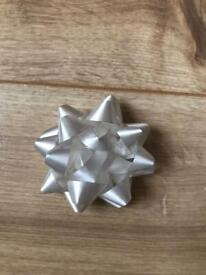 10 x Gift Star Bows @ £2