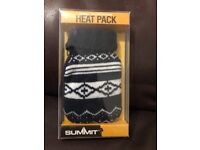 Knitted Heat Pack Reusable