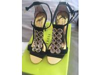 Ted baker heels (as new) size 5