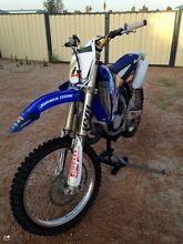 08 YZ125 Guildford Swan Area Preview