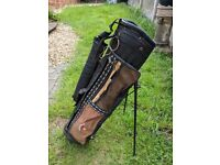 Meridian vintage golf bag