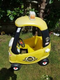 Little tikes taxi