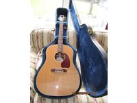 Gibson J45 Standard Electro Acoustic Guitar