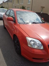 toyota avensis for sale, great condition