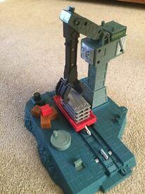 Cranky Cranes, Thomas Tank Engine toys