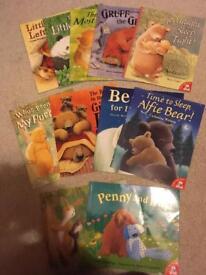 Little tiger press books bundle