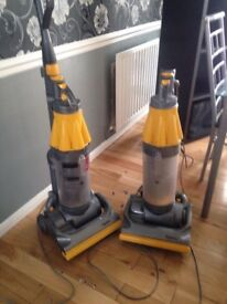 Dyson hoovers soairs or repairs