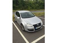 2007 VOLKSWAGEN GOLF 2.0 (140BHP) GT TDI - Fault (See Description)
