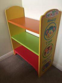Children's book shelf