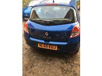 Renault Clio 1.2 16v low mileage