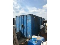 20ft shipping container with side loading doors