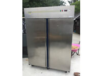 COMMERCIAL FREEZER AND FRIDGE FOSTER AND OTHERS