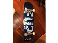 skateboard full setup (flip deck)