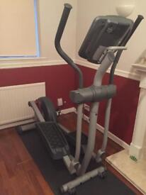 Pro form space saver cross trainer